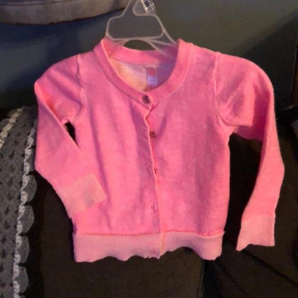 Cherokee Other - Cherokee pink sweater